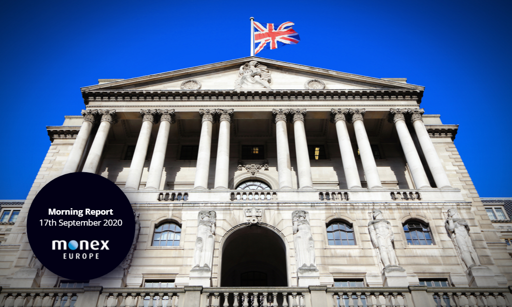 Markets get ready for BoE as they digest dovish FOMC announcement