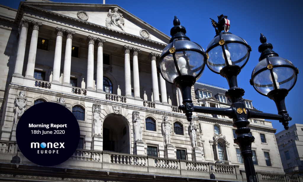 Central banks in focus for markets this morning