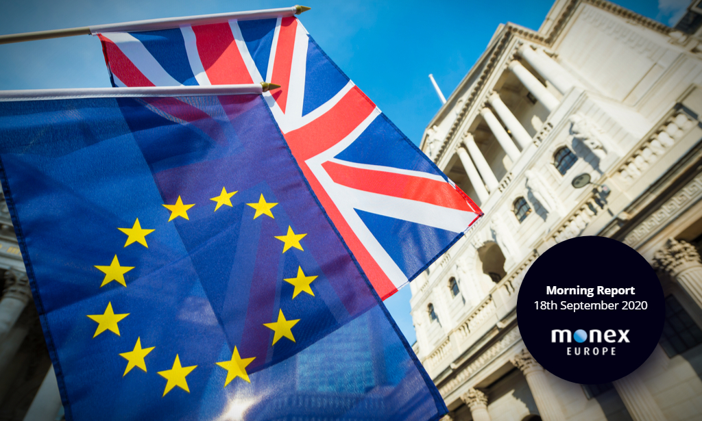 BoE minutes revealed strongest signal of negative rates yet as Brexit risk looms large