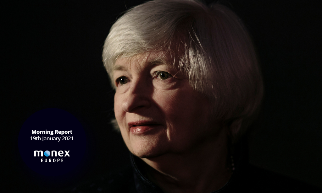 Yellen's testimony to Senate to draw big crowd amid calls for market determined dollar