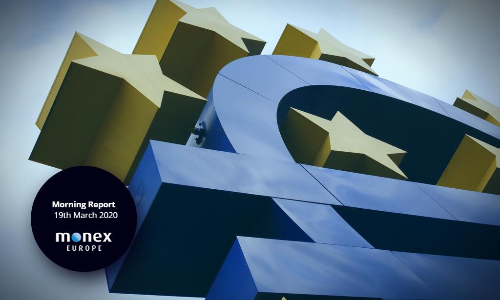 ECB joins the bazooka volley as US dollar runs rampant