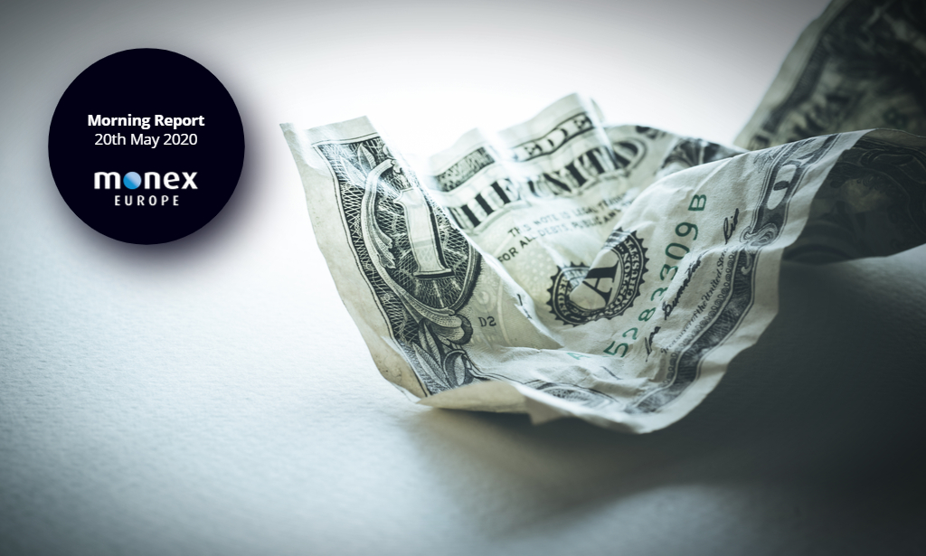 Dollar weakening as optimism remains in markets