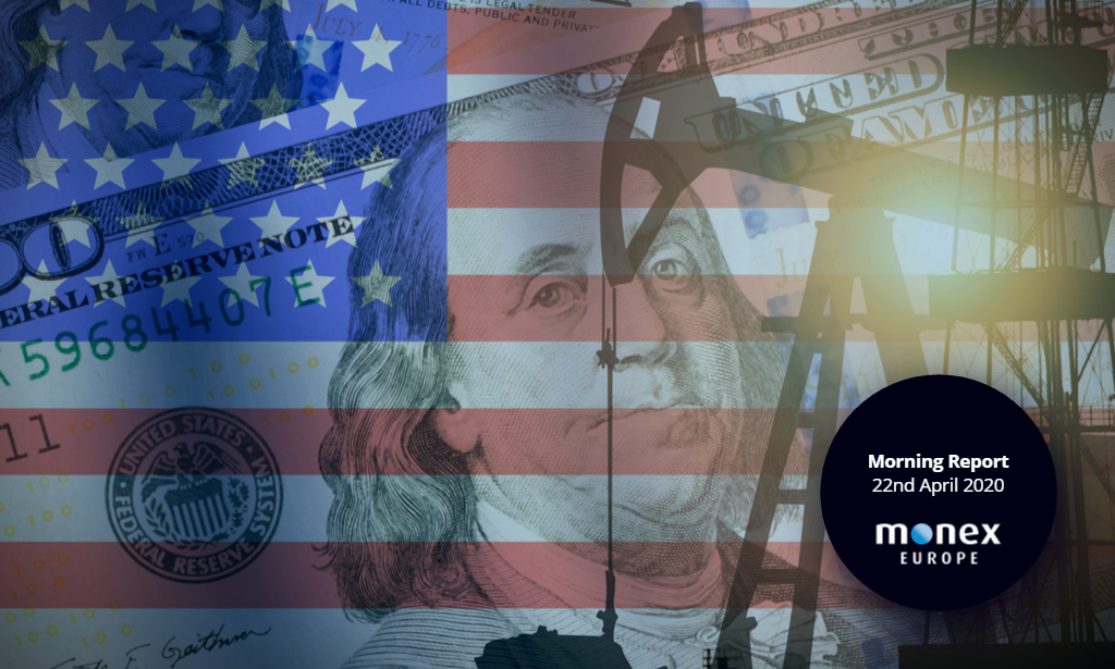 Dollar rally eases as WTI stabilises on talk of oil support