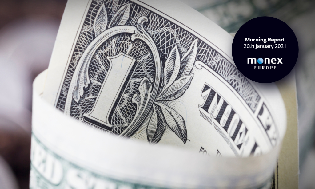US dollar continues to find a bid as economic recovery not as clear cut as expected