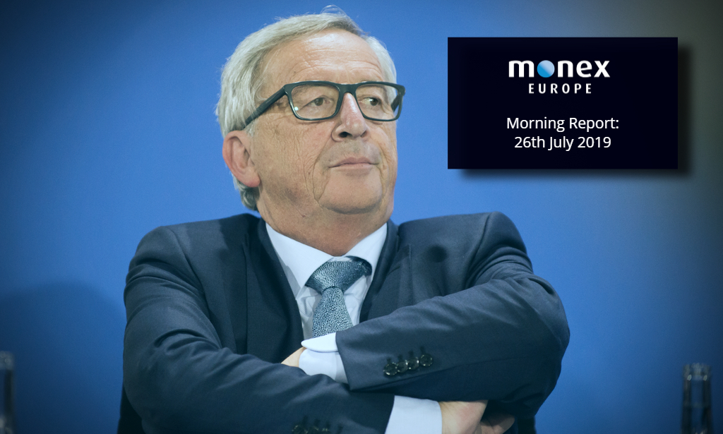 First Juncker-Boris call goes as well as you'd expect