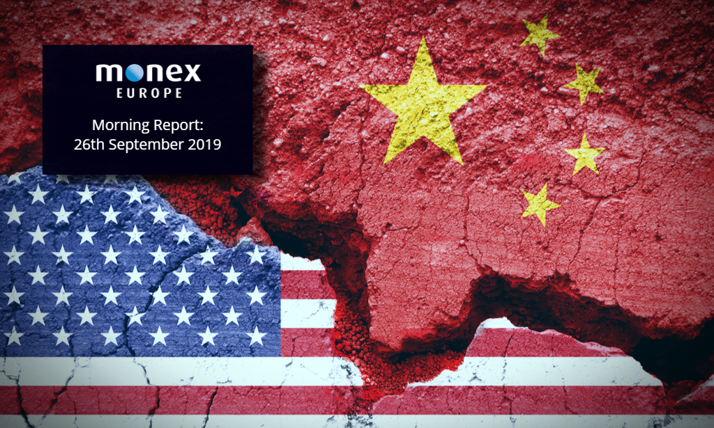 Markets shift after USD surges on China optimism