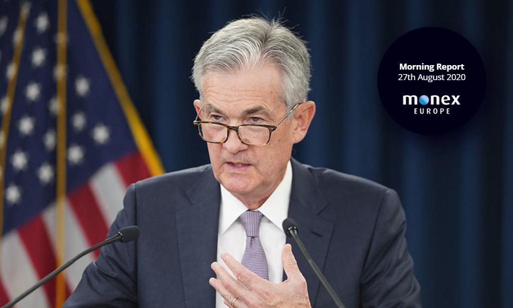 Powell speech heralds new era of monetary policy