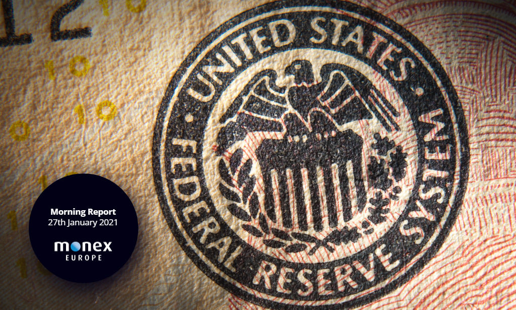 Fed QE tapering on everyone's lips while ECB gives into euro strength concerns