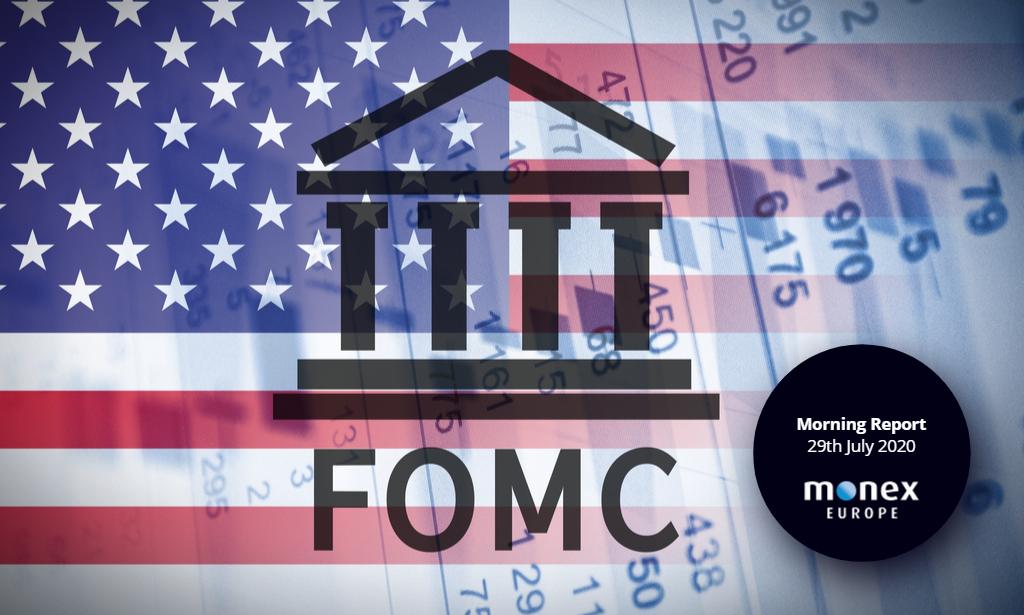 Dollar struggles to keep up ahead of the FOMC