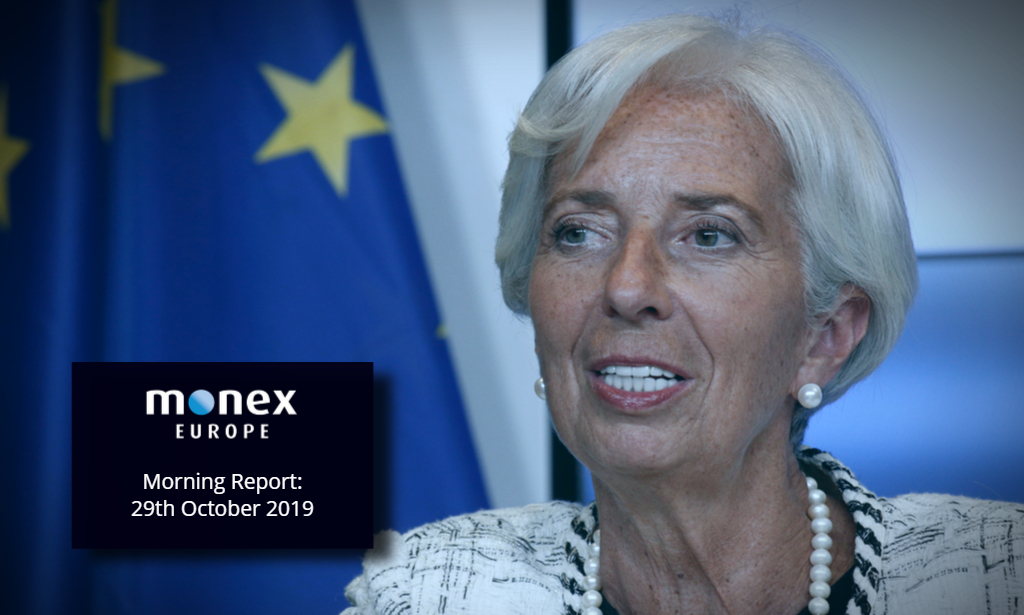 Draghi hands ECB reigns to Lagarde