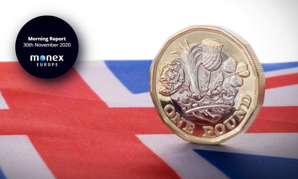 Sterling jumps as Brexit impasse temporarily removed from negotiations