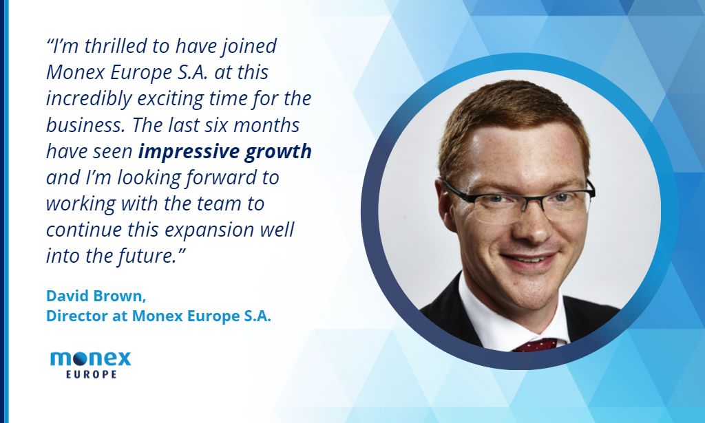 Monex Europe eyes growth with senior hire in Luxembourg