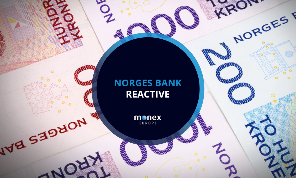 NOK gains after NB vows to hike rates in 2021 H2