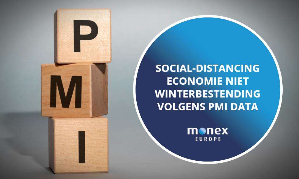 Social-distancing economie niet winterbestending volgens PMI data