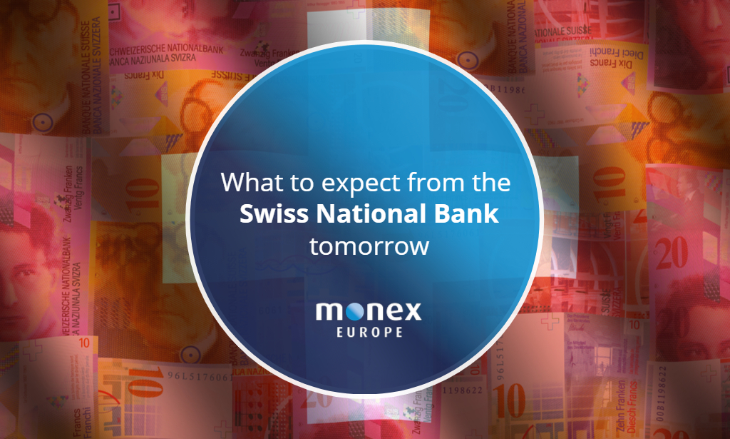 What to expect from SNB tomorrow