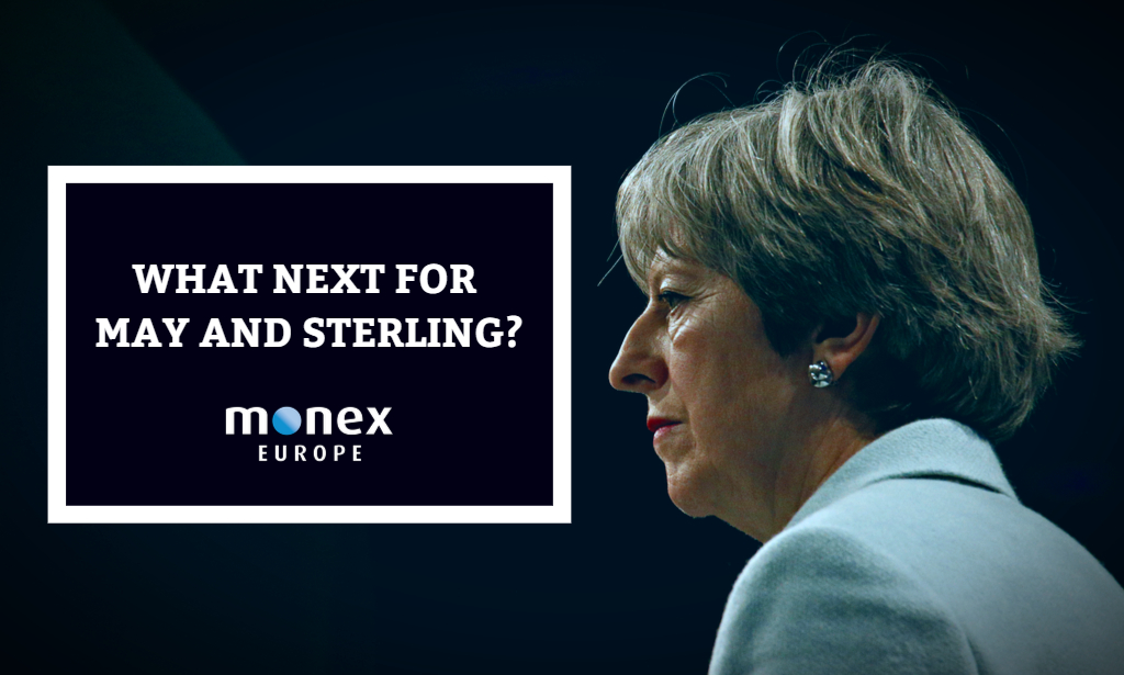 What next for May and Sterling?