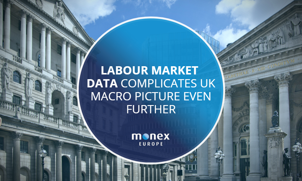 Labour market data complicates UK macro picture even further