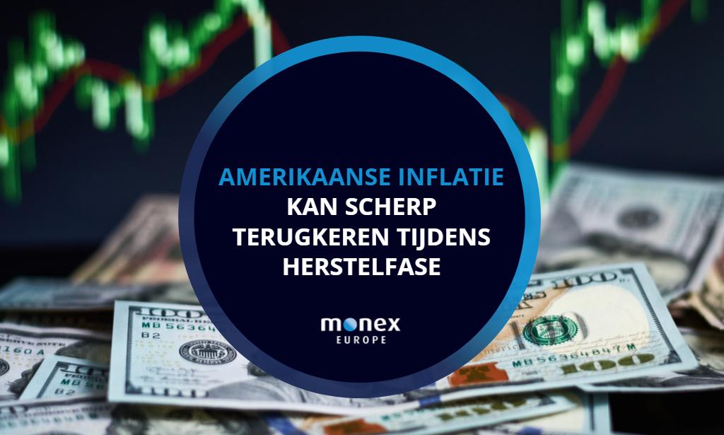 Amerikaanse inflatie kan scherp terugkeren tijdens herstelfase