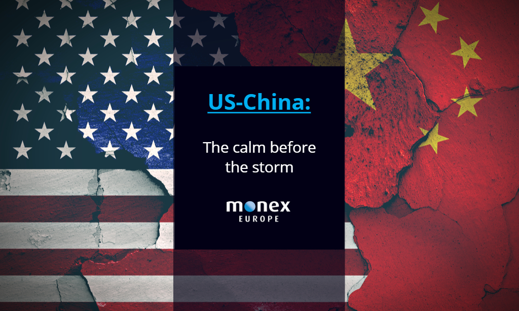 US-China: The calm before the storm
