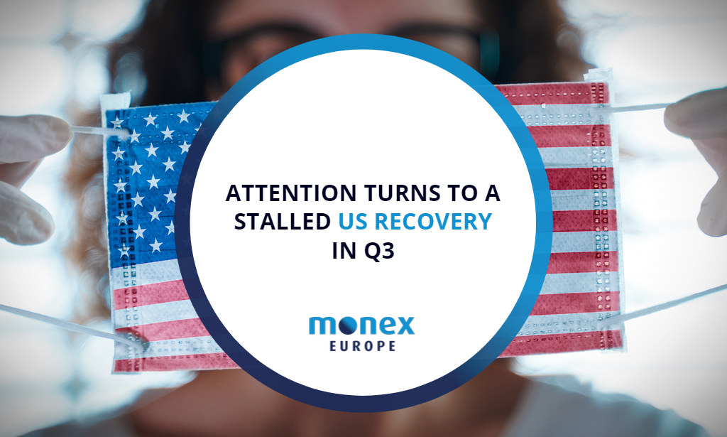 Attention turns to a stalled US recovery in Q3