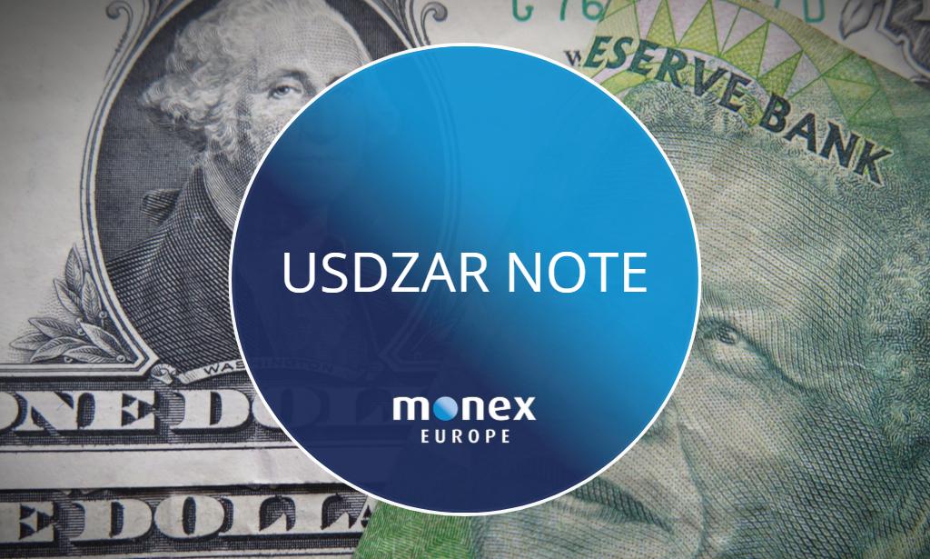USDZAR Note