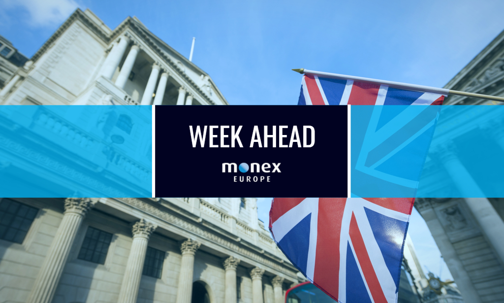 Bank of England's discussion around negative rates will draw the focus of FX markets next week