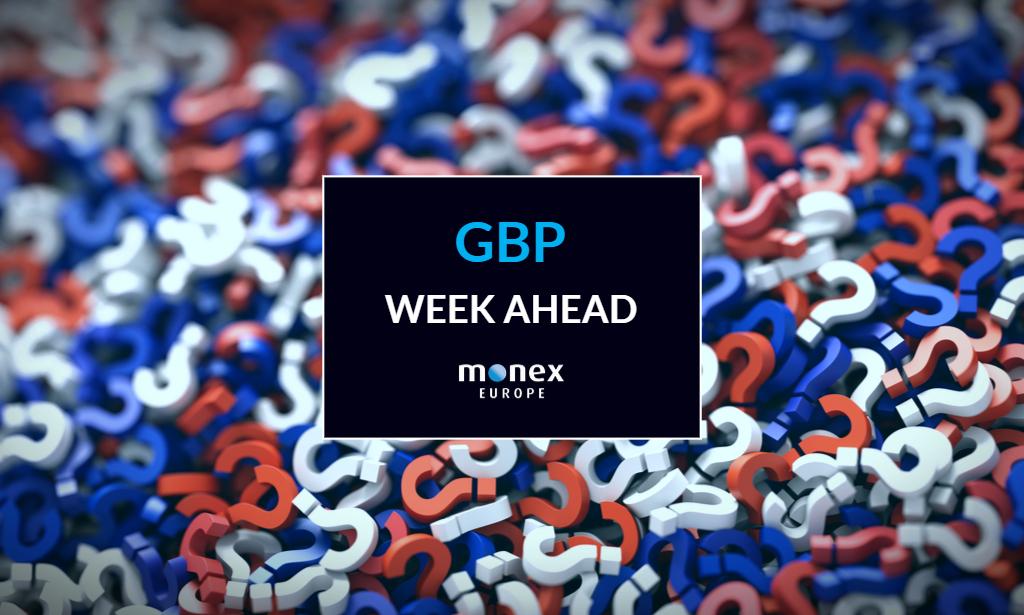 GBP Week Ahead