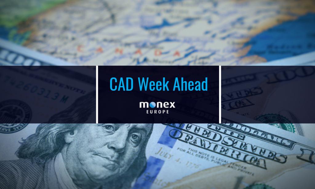 Volatility returns to USDCAD