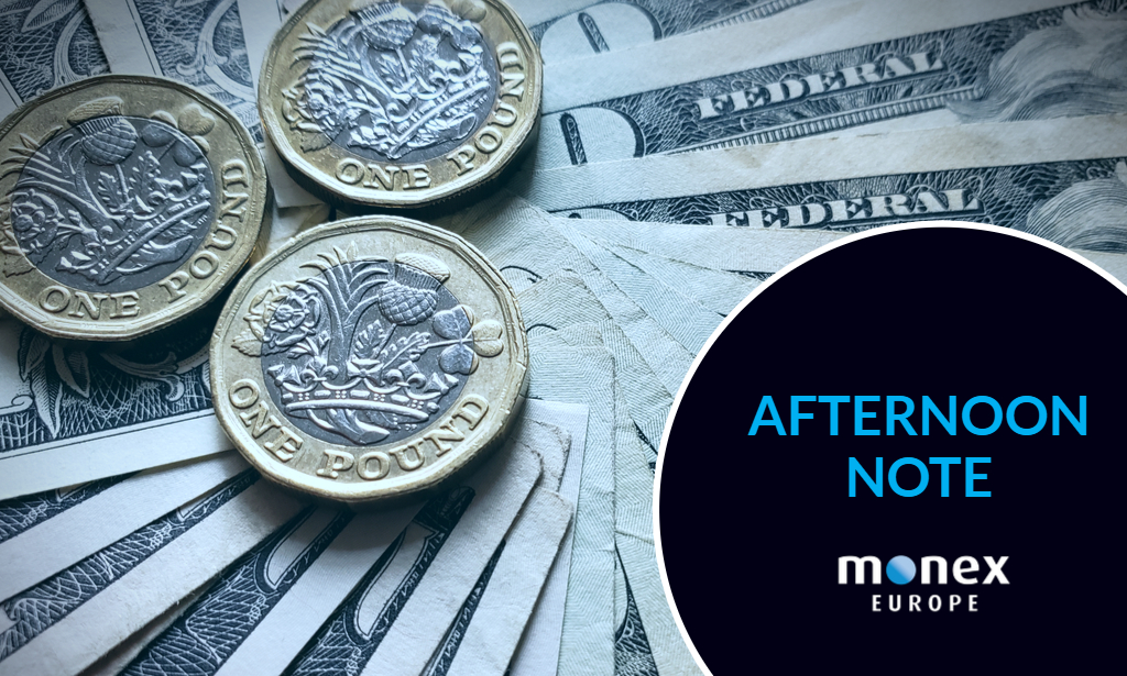 Sterling falls to unstoppable US dollar as markets stare down the barrel of crisis…