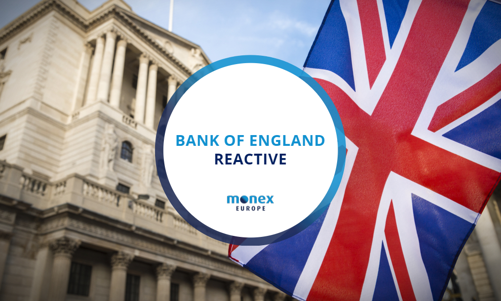 Bank of England reactive: Signs of optimism not enough to talk about normalisation
