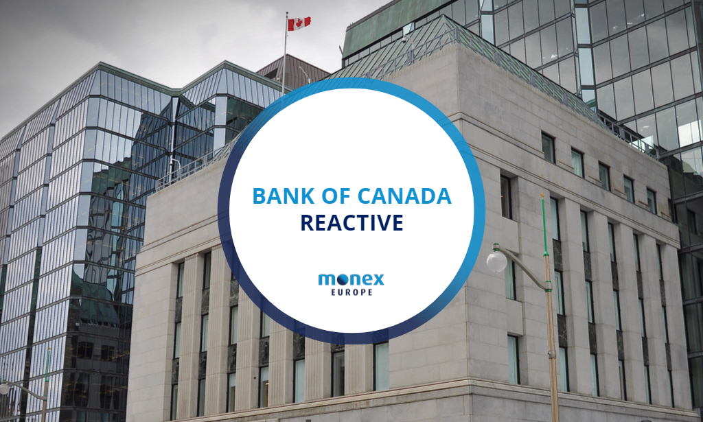 Bank of Canada offsets hawkish message with downside risks