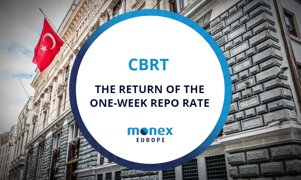 CBRT: The return of the one-week repo rate