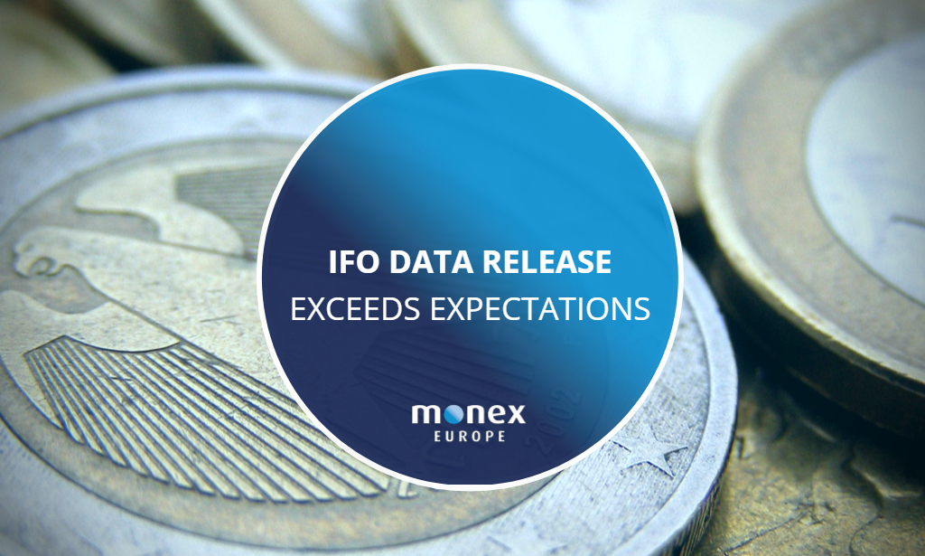 IFO Data Release Exceeds Expectations