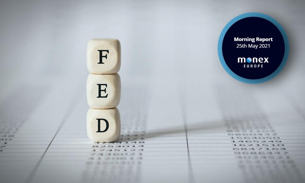 Fed officials remind markets of FOMC's dovishness amid a light calendar