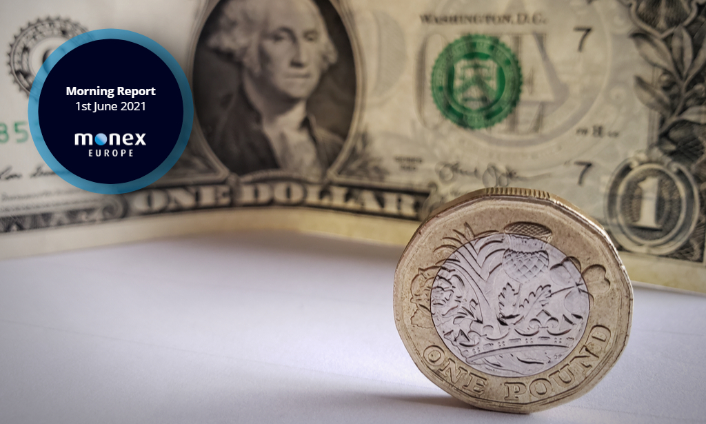 Cable hits fresh 3-year high as house prices continue to grow amid stamp duty break