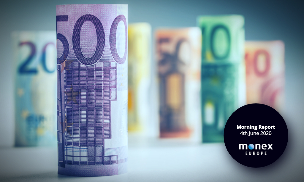 Euro erases gains ahead of European Central Bank meeting