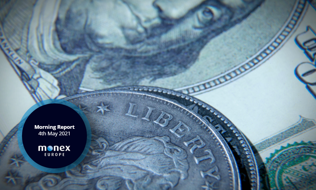 Dollar price action back in the limelight after broad decline in April, focus back on the 10-year Treasury