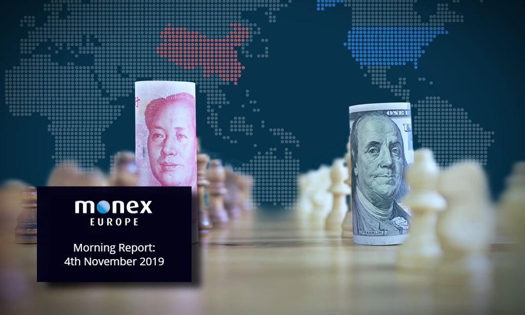 US-China trade headlines lift NZD and AUD