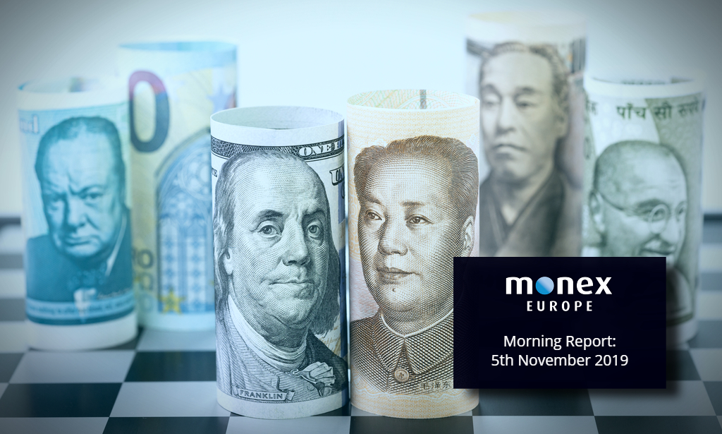 USD takes no prisoners after positive trade headlines