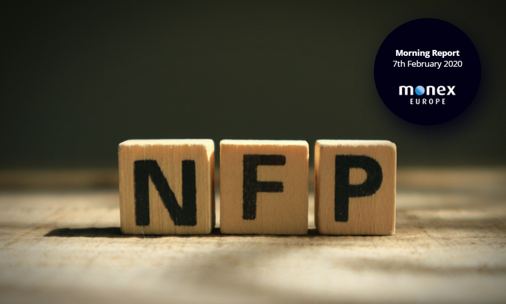 Greenback roars with NFP in scope