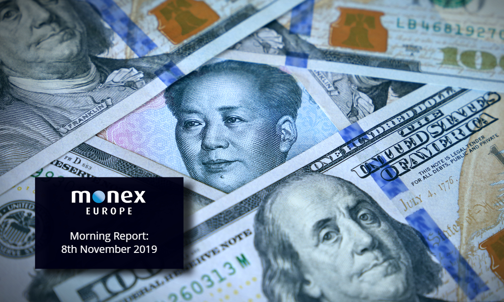 US-China headlines continues to dominate G10 FX