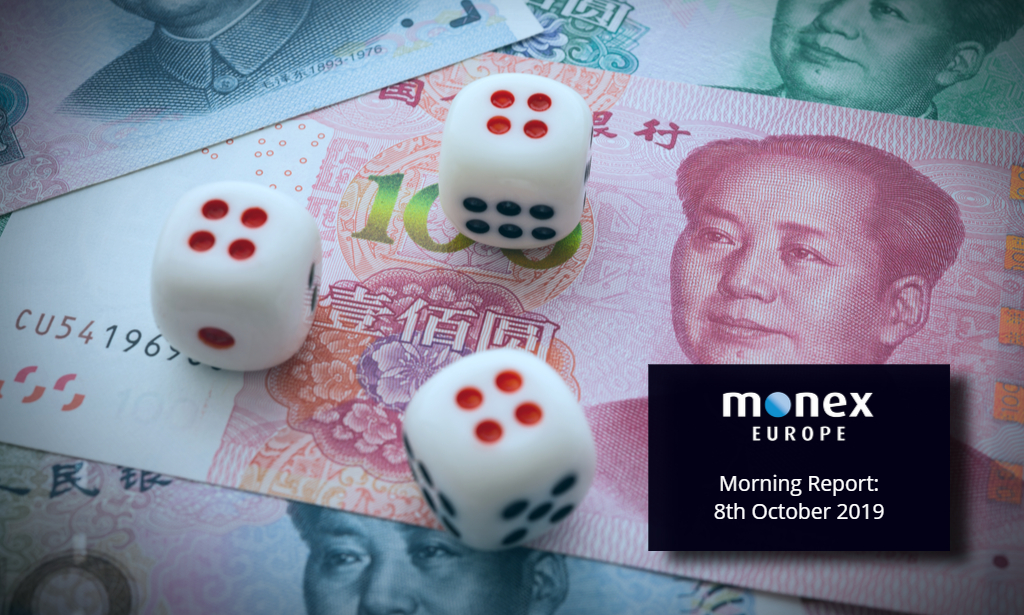 China re-opens with a risk-on mood
