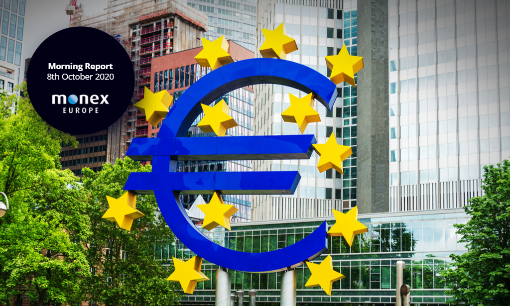 Euro sits in range while markets await ECB minutes