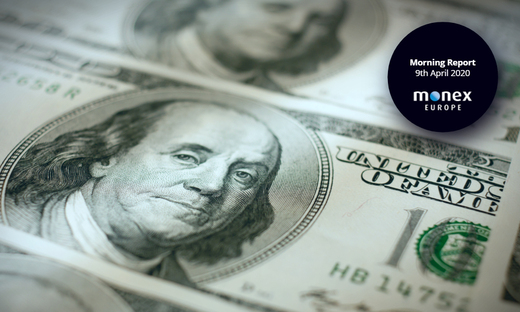 Dollar mixed with key announcements pencilled in for today's session