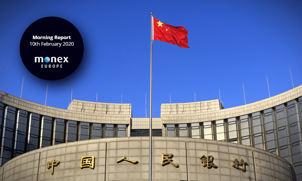 PBOC liquidity injection supports risk appetite