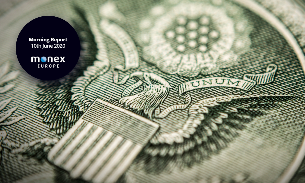 USD softens as the FOMC is expected to err on the side of caution in today's meeting