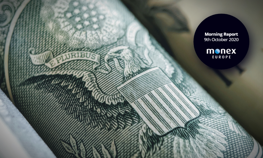USD fiscal relief price action continues to dominate market moves