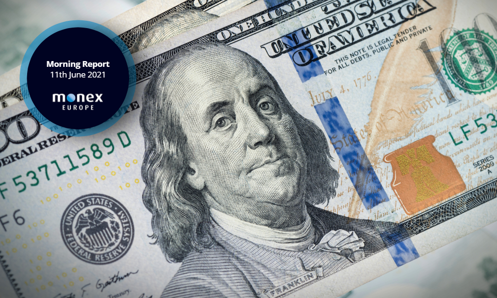 Dollar stumbles with US yields despite historically high inflation