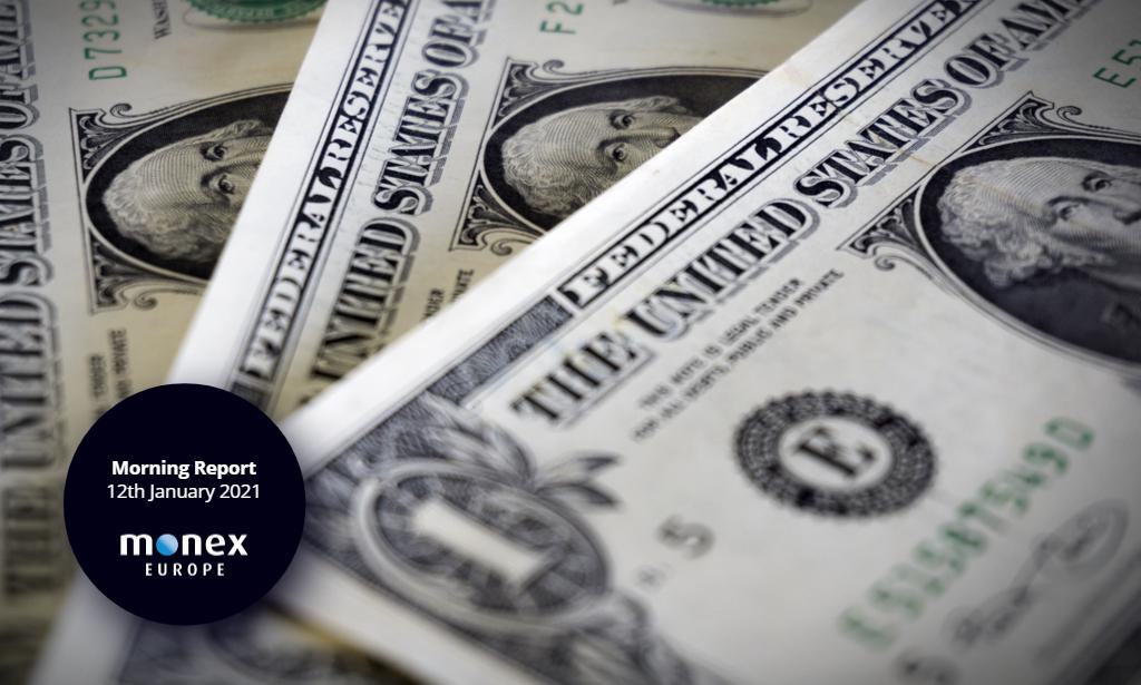 US Treasury bear steepening, Fed tapering, developments in Washington and Covid dominates market focus