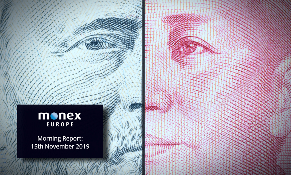 Dollar weakens as trade sentiment sours